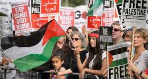 Glasgow Palestine Action Shut Down Drone Manufacturer
