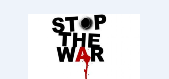 Stop the War: 4th October 2014 London Demo