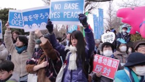 japan-okinawa-families-protest-us-military-base-plans