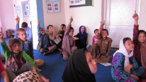 Afghan Street Kids Volunteering