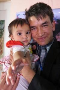 Ali with Rana