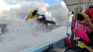 Okinawa Boat Chase