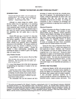 Department of Defence Weather Programs document