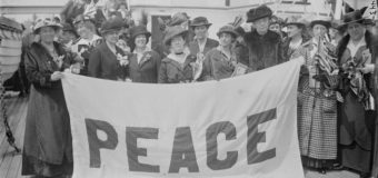 """""""Ain't No Such Thing as A Just War"""" – Ben Salmon, WWI Resister"""